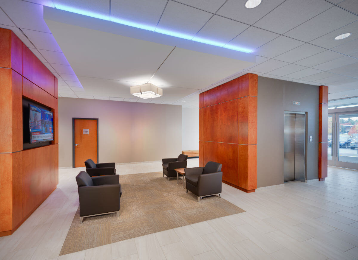 One Bank Street Commercial Interior Designs Frederick Md Areas Bates Architects