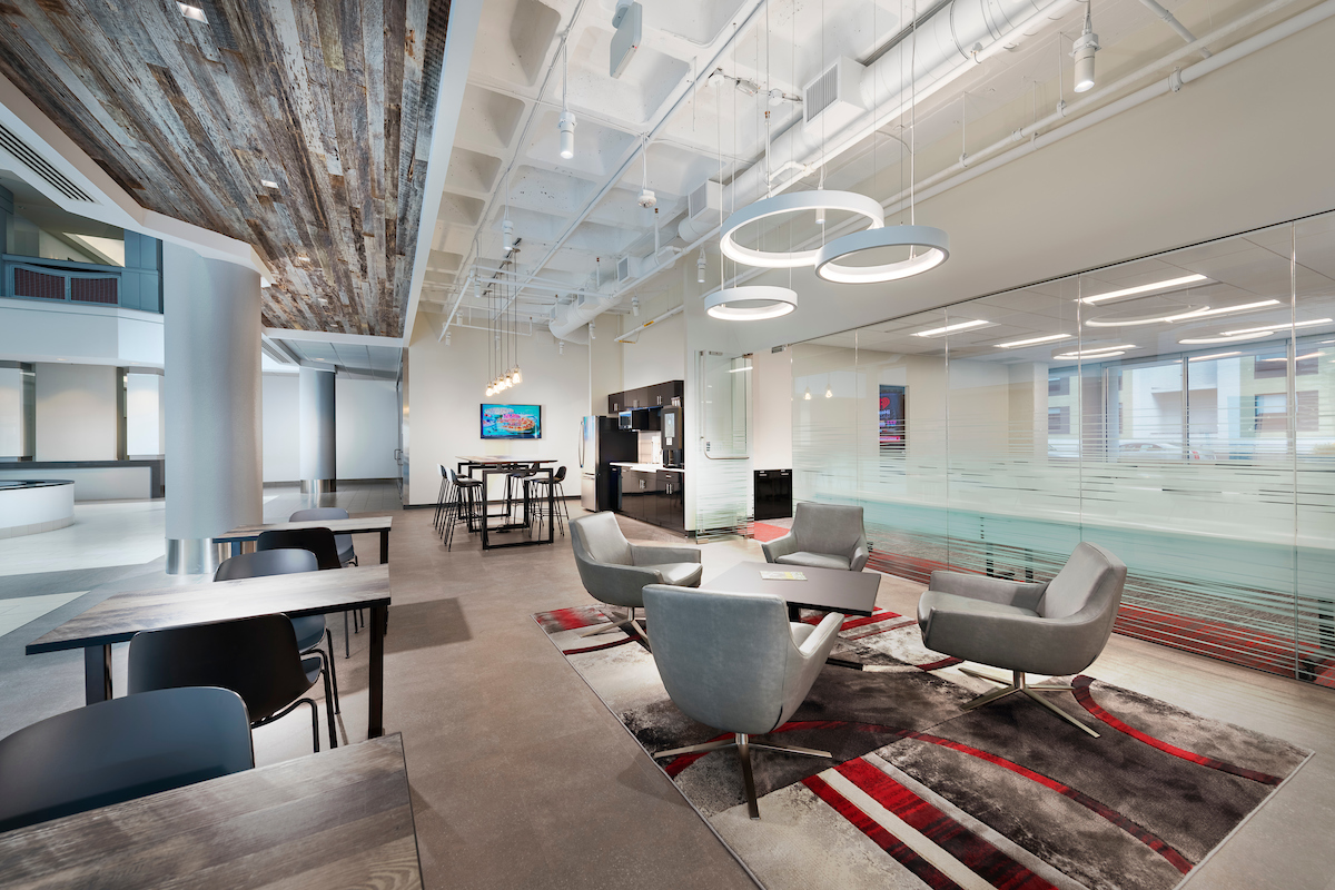 Interior Design Image Of Transwestern Conference Center In Rockville MD By  Jeffrey Sauers Of Commercial Photographics
